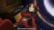 Guilty Crown, entrenamiento - 1
