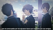 Guilty Crown, 11.5 - el camino recorrido - 2