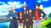 Little Busters!, Little Busters! OP [BD] - 1