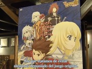 Tales of Symphonia: The Animation (Saga de Sylvarant), Entrevista especial - 3