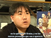Tales of Symphonia: The Animation (Saga de Sylvarant), Entrevista especial - 6