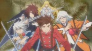 Tales of Symphonia: The Animation (Saga de Sylvarant), ALMATERIA - 3