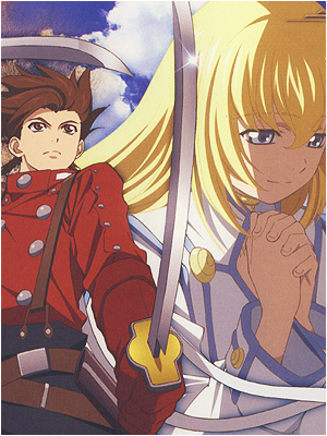 Tales of Symphonia: The Animation (Saga de Sylvarant)