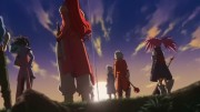 Tales of Symphonia: The Animation (Saga de Tethe\'alla), OP: Tenkuu no Canaria (sin créditos) - 1