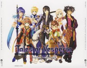 Tales of Vesperia: The First Strike, Tales of Vesperia Original Soundtrack - 1