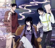 xxxHOLiC, xxxHOLiC SOUNDFILE - 1