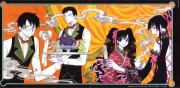 xxxHOLiC · Kei, ED - Honey Honey feat. AYUSE KOZUE CD Single - 1