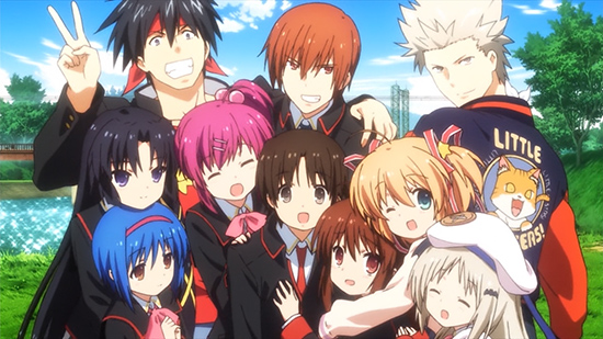Little Busters! - Pack